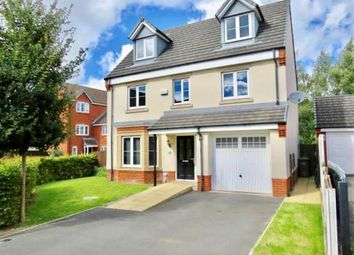 Thumbnail 6 bed property to rent in Woodbine Close, Huntington, Cannock