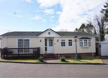 2 bed mobile/park home for sale in Cunninghamhead, Kilmarnock KA3