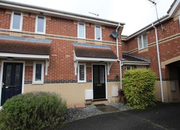 Thumbnail 1 bed terraced house to rent in Blackthorn Court, Soham, Ely