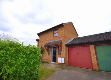 Thumbnail 3 bed semi-detached house for sale in Century Avenue, Oldbrook, Milton Keynes, Buckinghamshire