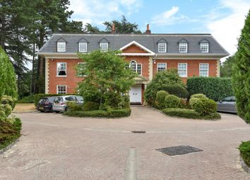 Thumbnail 3 bedroom flat for sale in Turnberry House, Cross Road, Sunningdale, Berkshire