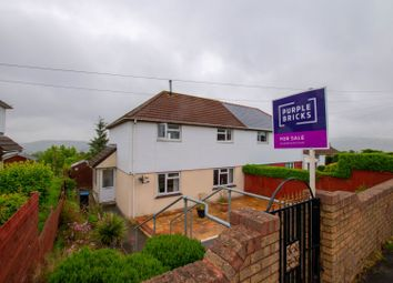 Thumbnail 3 bed semi-detached house for sale in Attlee Way, Tredegar