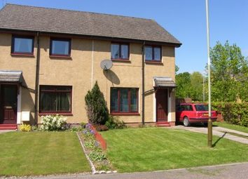 Thumbnail 3 bed semi-detached house for sale in Douglas Court, Perth