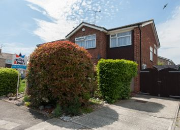 Thumbnail 3 bed semi-detached house for sale in Beaumanor, Herne Bay
