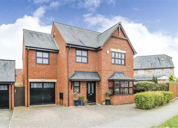 Thumbnail 4 bedroom detached house for sale in Lilleshall Avenue, Monkston, Milton Keynes, Bucks