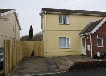Thumbnail 3 bed semi-detached house for sale in Pantyblodau Road, Blaenau, Ammanford