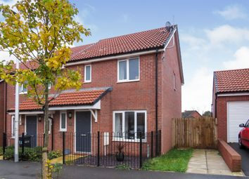 3 bed semi-detached house for sale in Myrtlebury Way, Exeter EX1