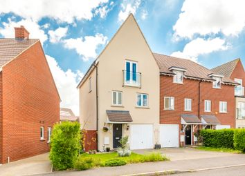 3 bed town house for sale in Garner Drive, St. Ives, Huntingdon PE27