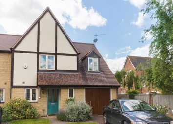 Thumbnail 3 bed semi-detached house for sale in Thornley Close, Abingdon