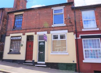 Thumbnail 2 bed terraced house for sale in Denstone Road, Nottingham