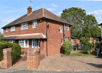 Hythe Field Avenue, Egham, Surrey TW20. 3 bed semi-detached house