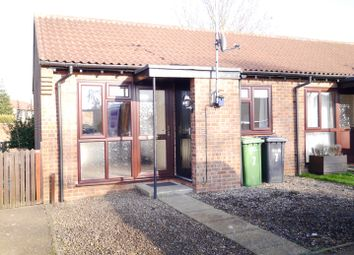 Thumbnail 1 bed bungalow to rent in Launditch Crescent, Downham Market