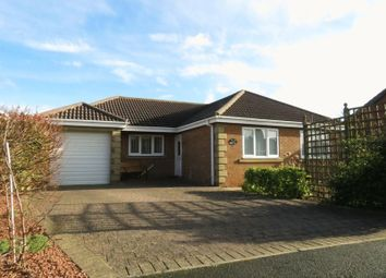 Thumbnail 3 bed detached bungalow for sale in Sea View Cottages, Hesleden, Hartlepool