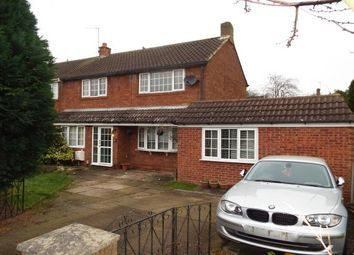 Thumbnail 4 bed property to rent in The Garth, Lichfield