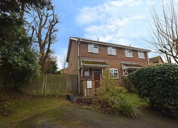 Thumbnail 3 bed semi-detached house for sale in Goldcrest Drive, Uckfield
