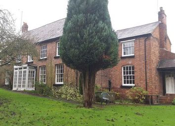 Thumbnail 5 bed farmhouse for sale in Dee Side, Holt, Wrexham