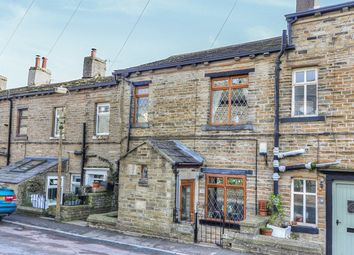 Thumbnail 3 bed terraced house for sale in Booth Terrace, Luddendenfoot, Halifax
