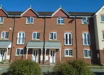 Thumbnail 4 bed terraced house for sale in Yew Tree Close, Spring Gardens, Shrewsbury
