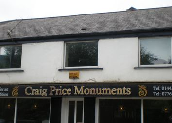 Thumbnail 2 bed flat to rent in Commercial Street, Mountain Ash