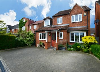 Thumbnail 3 bed detached house for sale in Cedar Croft, Aston-On-Trent, Derby