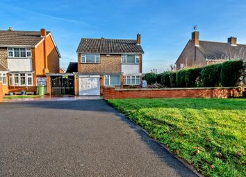 Thumbnail 4 bed detached house for sale in Newhall Gardens, Cannock Road, Cannock