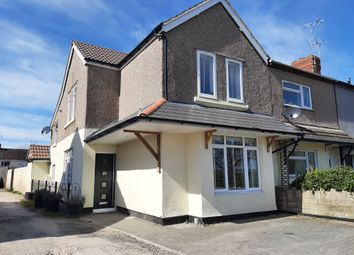 Thumbnail 5 bed end terrace house for sale in Swindon Road, Wroughton, Swindon