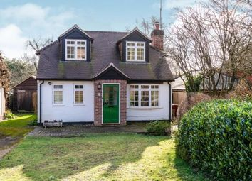 Thumbnail 3 bed detached house for sale in Quags Corner, Minsted, Midhurst, West Sussex