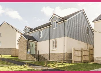 Thumbnail 4 bed detached house for sale in Plot 14, Green Meadows Park, Tenby