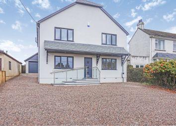 Thumbnail 4 bed detached house for sale in Saltash Road, Callington