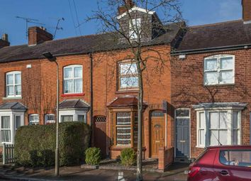Thumbnail 3 bedroom terraced house for sale in Knighton Church Road, Leicester