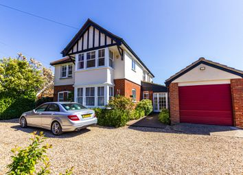 Thumbnail 4 bed detached house for sale in St. Clements Hill, Norwich