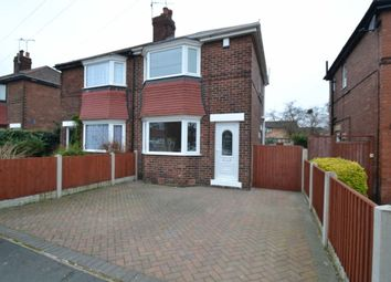 Thumbnail 2 bed semi-detached house to rent in Regent Grove, York Road, Doncaster, South Yorkshire