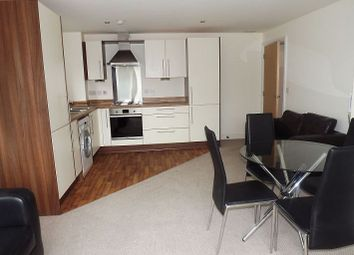 Thumbnail 1 bed flat for sale in Winmarleigh Street, Warrington