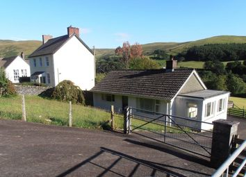 Thumbnail 2 bed bungalow to rent in Cwmystwyth, Aberystwyth