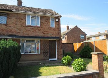 Thumbnail 2 bed semi-detached house to rent in Harcourt Street, Derby