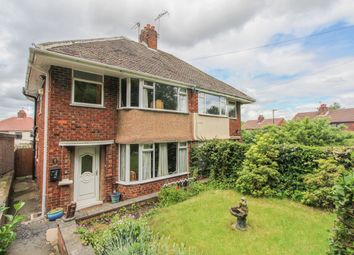 Thumbnail 3 bedroom semi-detached house for sale in Hawksley Avenue, Chesterfield