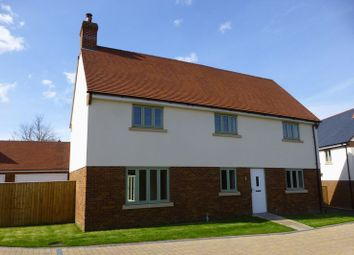 Thumbnail 4 bed detached house for sale in Millars Close, Main Street, Grendon Underwood, Aylesbury