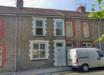 Thumbnail 3 bed terraced house for sale in Van Terrace, Rudry, Caerphilly