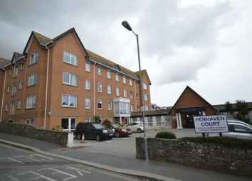 Thumbnail 1 bed flat to rent in Penhaven Court, Newquay