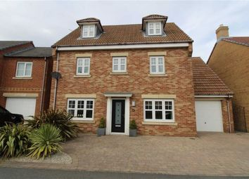 5 bed detached house for sale in Earlsmeadow, Shiremoor, Newcastle Upon Tyne NE27