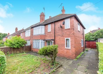 Thumbnail 4 bedroom semi-detached house for sale in Alberta Avenue, Chapel Allerton, Leeds