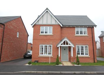 Thumbnail 4 bedroom property for sale in Old Farm Lane, Newbold Verdon, Leicester
