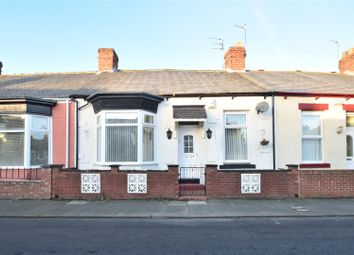 Thumbnail 2 bed cottage for sale in Queens Crescent, Sunderland