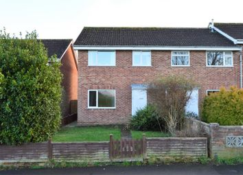 Thumbnail 3 bed end terrace house for sale in Bramble Park, Taunton, Somerset
