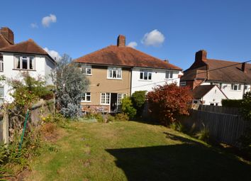 Thumbnail 3 bed semi-detached house for sale in Court Drive, Waddon, Croydon