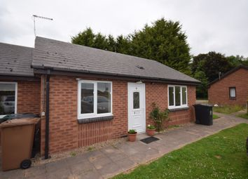 Thumbnail 2 bed semi-detached bungalow to rent in Tynefield Mews, Etwall, Derbyshire