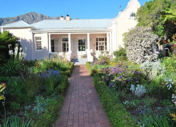 Thumbnail 5 bed detached house for sale in 3 Berg Street, Franschhoek, Western Cape, South Africa