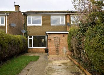 Thumbnail 3 bed end terrace house for sale in Queens Crescent, Clanfield, Bampton, Oxfordshire