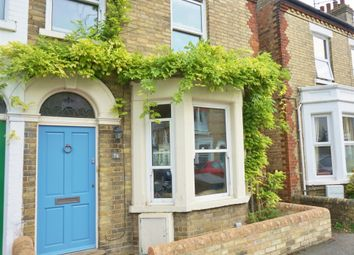 Thumbnail 4 bed end terrace house to rent in Hemingford Road, Cambridge