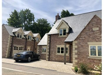 Thumbnail 4 bed detached house for sale in Church Lane, Moulton, Near Spalding